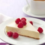 Eating healthy meals to lose weight allows some cheesecake now and then.